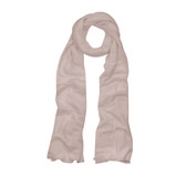 Buy Jersey Linen Scarf - Ash Rose from The White Company