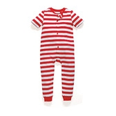 Buy Short Sleeve Stripe Onesie from The White Company