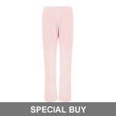 Buy Slub Pyjama Bottoms - Powder Pink from The White Company
