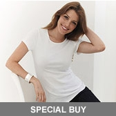 Buy Classic Crew Neck T-Shirt - White from The White Company