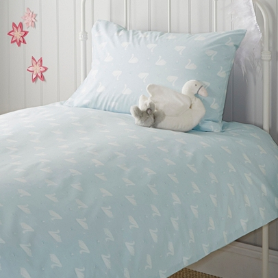 Swan Bed Linen The White Company Uk