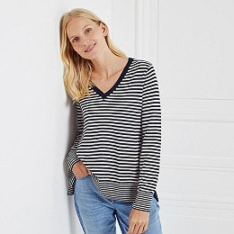 Swing Stripe Sweater