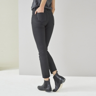 Symons Coated Skinny Jeans