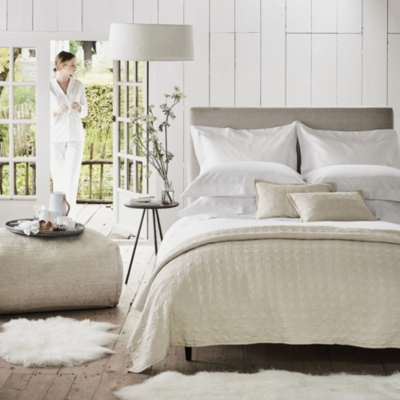 Symons Cord Bed Linen Collection