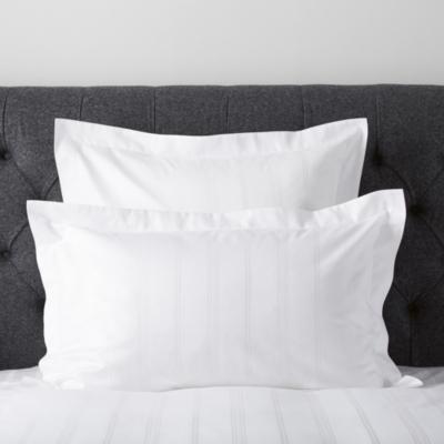 Symons Stripe Oxford Pillowcase