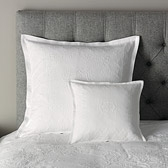 Buy Etienne Cushion Covers - White from The White Company