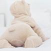 Bear Fleece Romper