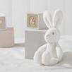 Textured Bunny Rattle