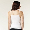 Trim Detail Cami - White