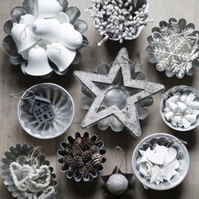 Mini Sparkle Pinecones Set Of 10