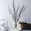 Glass Icicles - Set Of 3