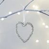 Beaded Heart - Small