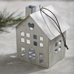 Little Mountain House Christmas Decoration