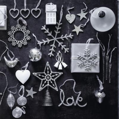 Beaded Snowflake - Medium
