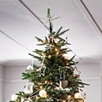 Vintage Snowflake Tree Topper