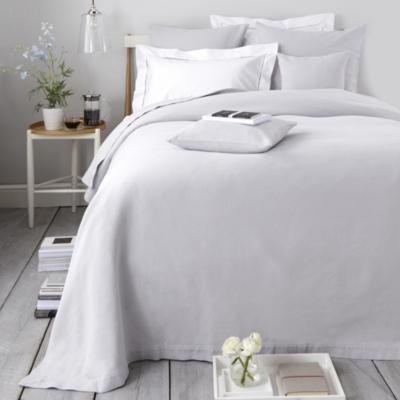 Texture Pique Bedspread