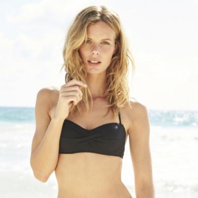 Twist Front Bikini Top