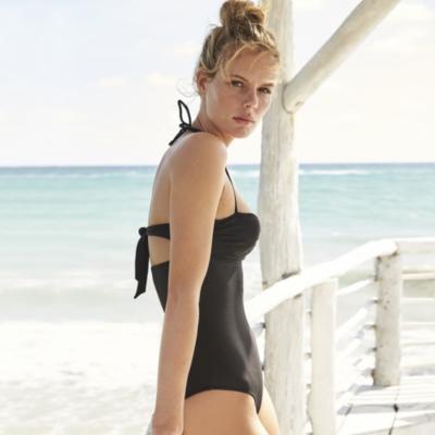 Twist Front Swimsuit