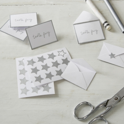 Tooth Fairy Envelopes - Pack of 10