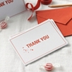 Christmas Thank You Cards - Set of 8