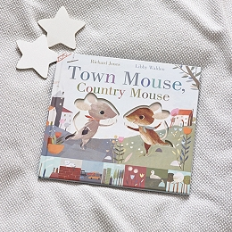 Town Mouse, Country Mouse Book by Libby Walden