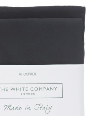 70 Denier Tights - Black