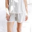 Tiny Lace Trim Shorts