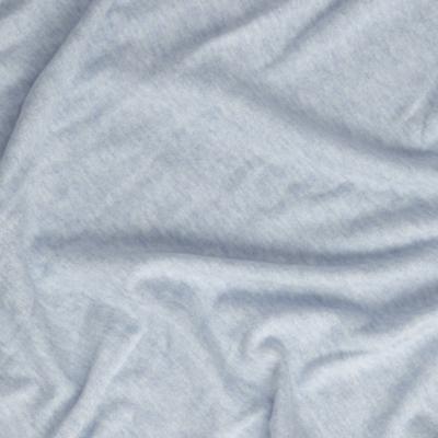 Tassel Scarf  - Pale Blue Marl
