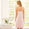 Tiny Lace Trim Nightgown - Petal Pink