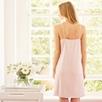 Tiny Lace Trim Nightgown - Petal Pink