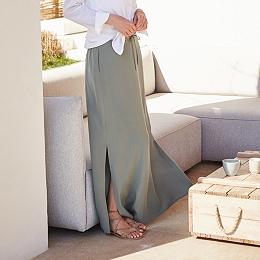 Tencel Maxi Skirt