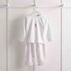 Trapeze Girl Motif Pajamas