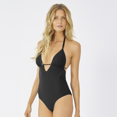 Triangle Top Swimsuit