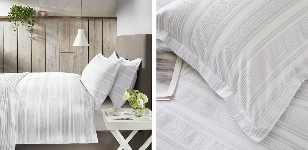 Trenton Bed Linen Collection