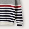 Stripe Block Sweater