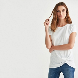 Twist Side T-Shirt