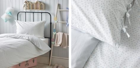 Tulip Stripe Bed Linen
