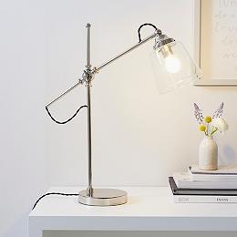 Tapered Desk Lamp