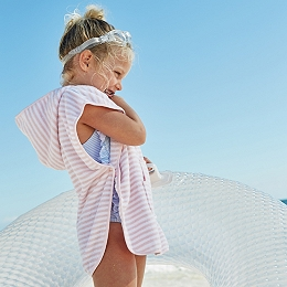 Towelling Cover Up (2-5yrs)