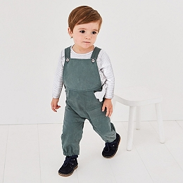 Dungaree & Toy Set