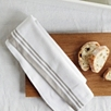 Herringbone Stripe Dish Towel - Set of 2