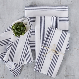 Pembridge Stripe Napkins – Set of 4