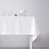 Vintage Washed Linen Tablecloth