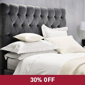 Buy Cecile Bed Linen Collection from The White Company