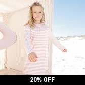Buy Girls' Towelling Cover-Up from The White Company