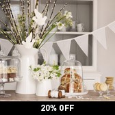 Buy Organdy Bunting from The White Company