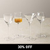 Liqueur Glasses - Set of 4