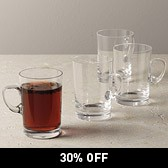 Punch Glasses - Set of 4