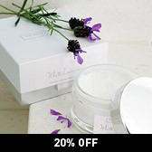 Buy White Lavender Body Creme from The White Company