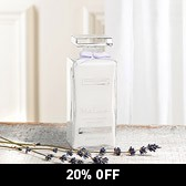 Buy White Lavender Bath Milk from The White Company